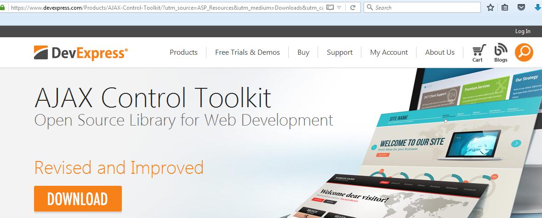 ajax control toolkit for visual studio 2010 free download 40