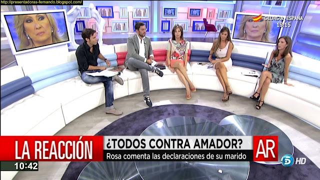 Ana Rosa Quintana  Marisa Martin Blazquez paloma garcia pelayo