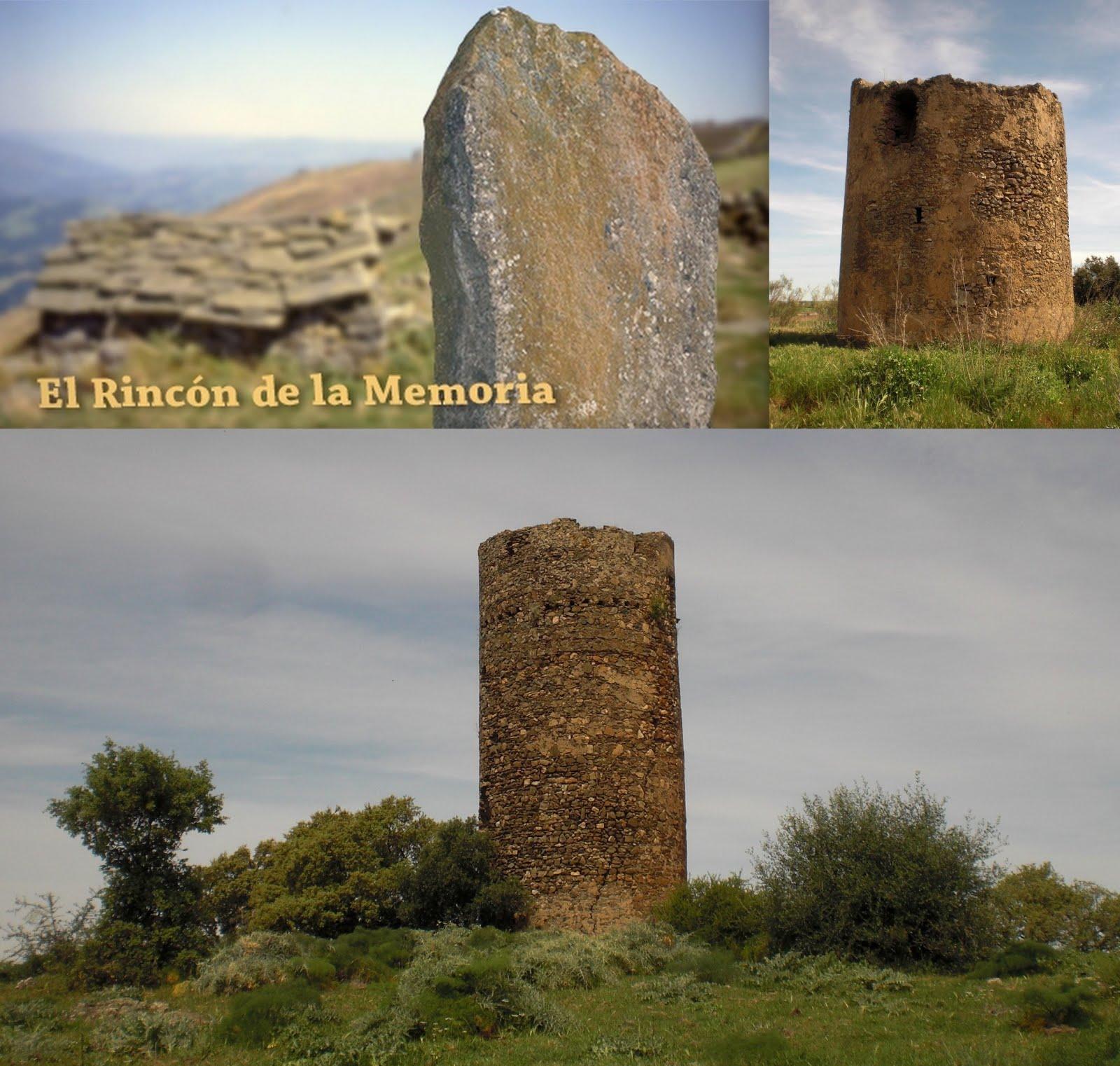 El Rincón de la Memoria: Las Atalayas de Olivenza