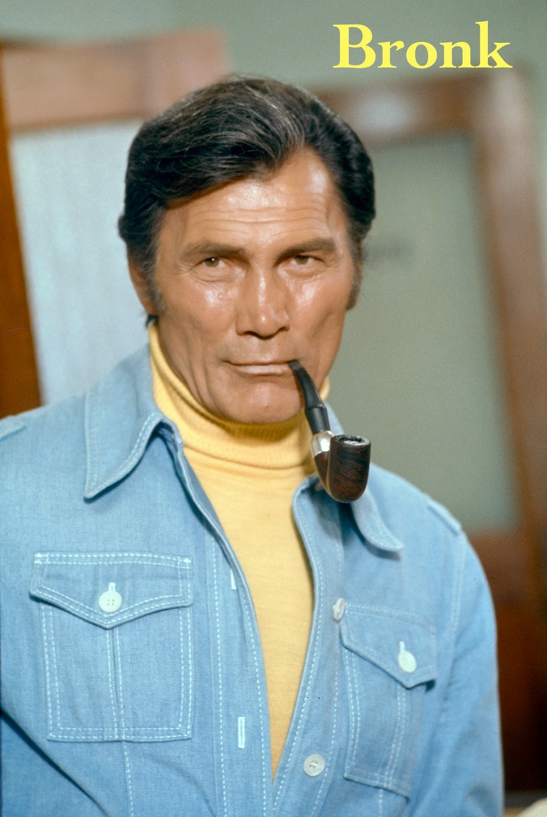 Jack Palance Filmes Cool dear old hollywood: bronk (1975-76) - film locations: banning house