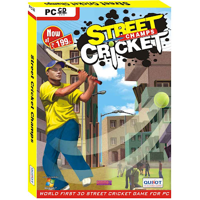 Street Cricket (2010) PC Game