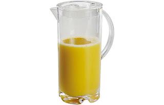 Carafa pentru Suc, Apa, Ceai, 2 litri, Cana de Suc, Carafe pentru Apa, Suc, Ceai, Carafa cu Capac, Cana cu Capac, Carafa de 2 litri, Cana din Plastic cu Capac, Modele de Cani, Carafe
