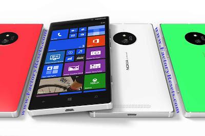 Nokia Lumia 830 (RM-984)