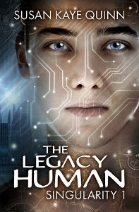 The Legacy Human / Giveaway