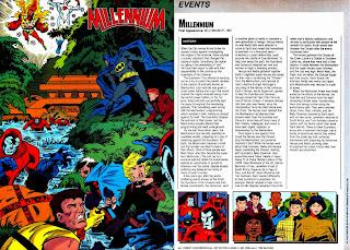 Milenium Ficha DC Comics