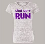 Shop Shut Up + Run!