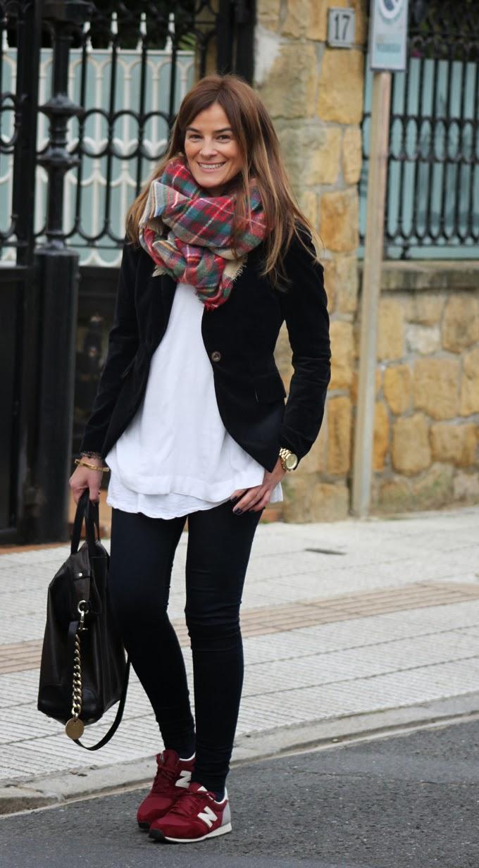 Es cuestiu00f3n de Estilo !!! - Fashion Blog NEW BALANCE ...