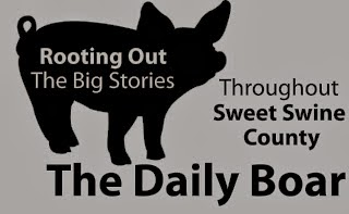 Circulation Manager for the Daily Boar newspaper FIRED!