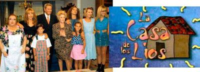 La casa de los líos, serie de Antena 3 con Arturo Fernández