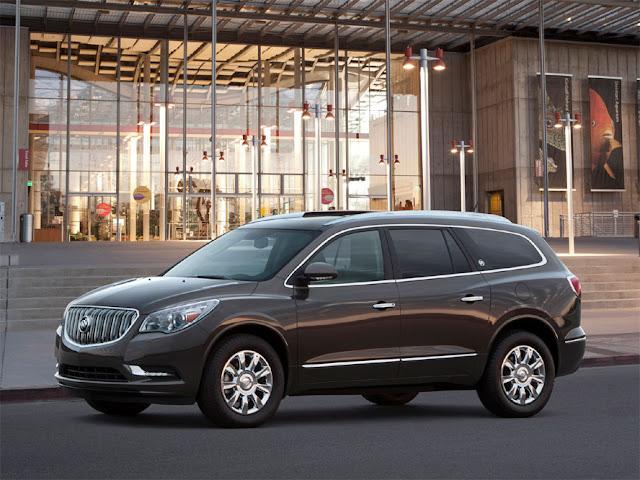 ビュイック・アンクレイブ | Buick Enclave (2008-現行モデル)