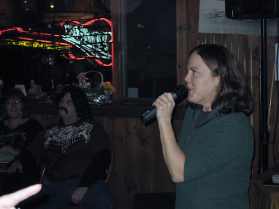 Marcy+karaoke+sm Ive got one more silver dollar: Karaoke