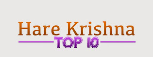 The Hare Krishna Top 10 List!