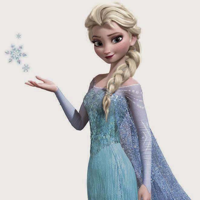 Reto princesas Disney (Elsa)