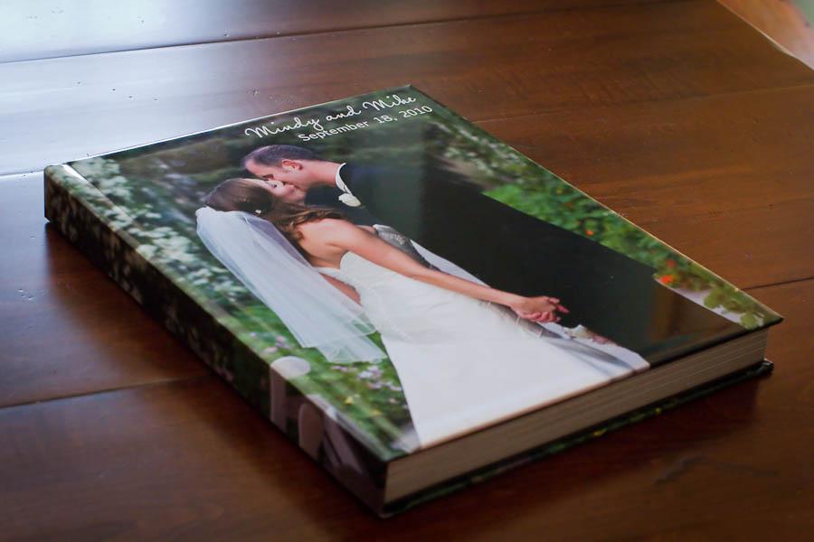 Gorgeous Photo Cover Wedding Albums Maris Ehlers Photography