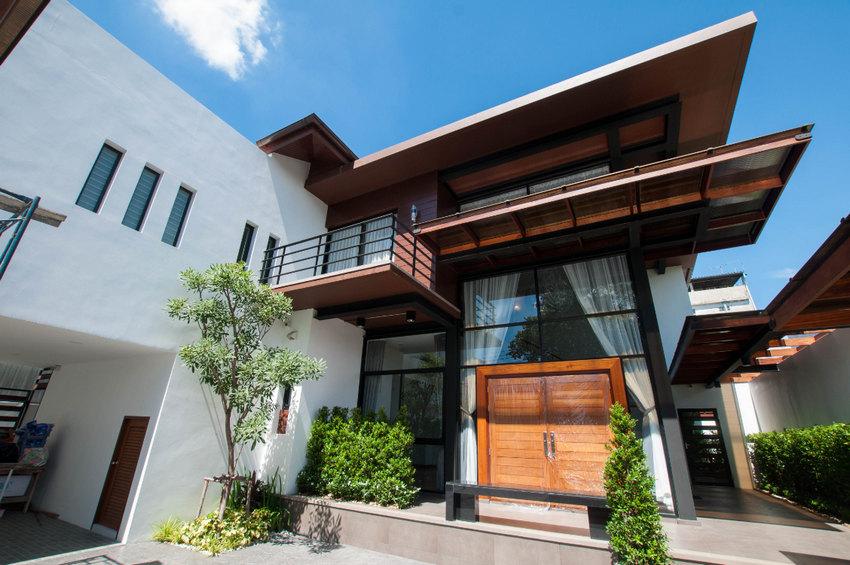 บ้านเดี่ยว ในเมืองทองธานี