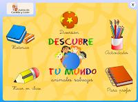 http://www.educa.jcyl.es/educacyl/cm/gallery/Recursos%20Infinity/escritorio_infantil_/castellano/book_salvajes/default.html
