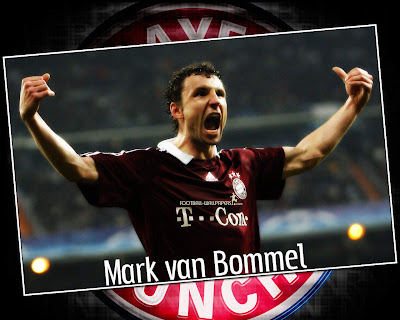 Mark van bommel wallpaper - FC Bayern München wallpaper