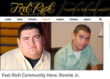 RONNIE JR - FeelRich.com