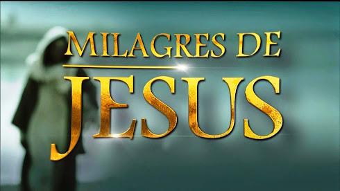MINISSÉRIE: Milagres de Jesus.