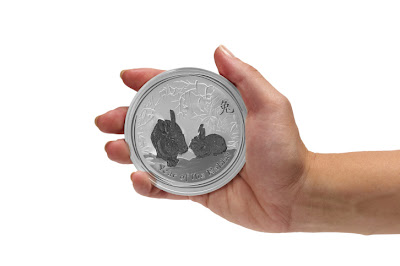 Australian Silver 2011 Coin for Jewelry