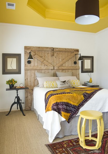 This Was My Inspiration For The Headboard. I Saw It On Pinterest Months Ago  And Loved Its Simplicityu2026