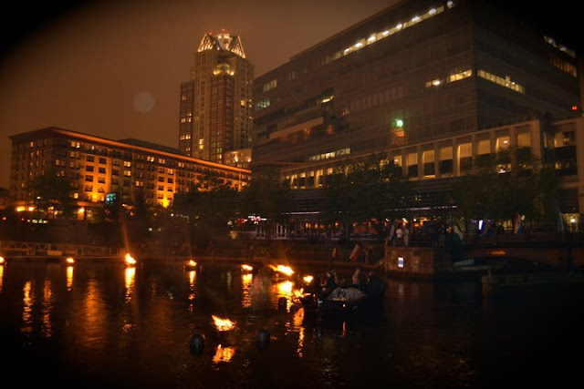 Waterfire Providence, RI