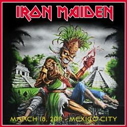Download CD Iron Maiden   Live Mexico City 2011
