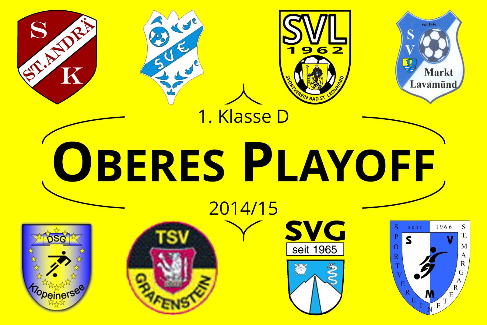 SV Bad St. Leonhard - 1. Klasse Oberes PlayOff 2015