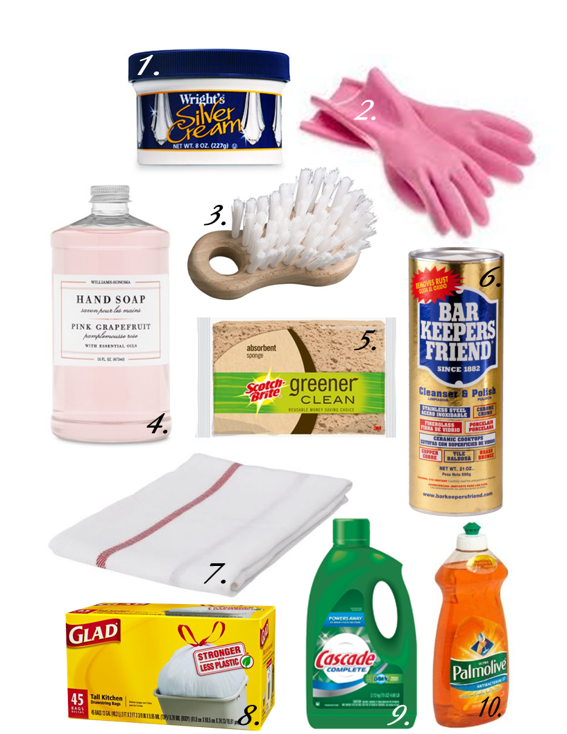 Iron twine top 10 items to store under your kitchen sink - Cleaning products for kitchen ...