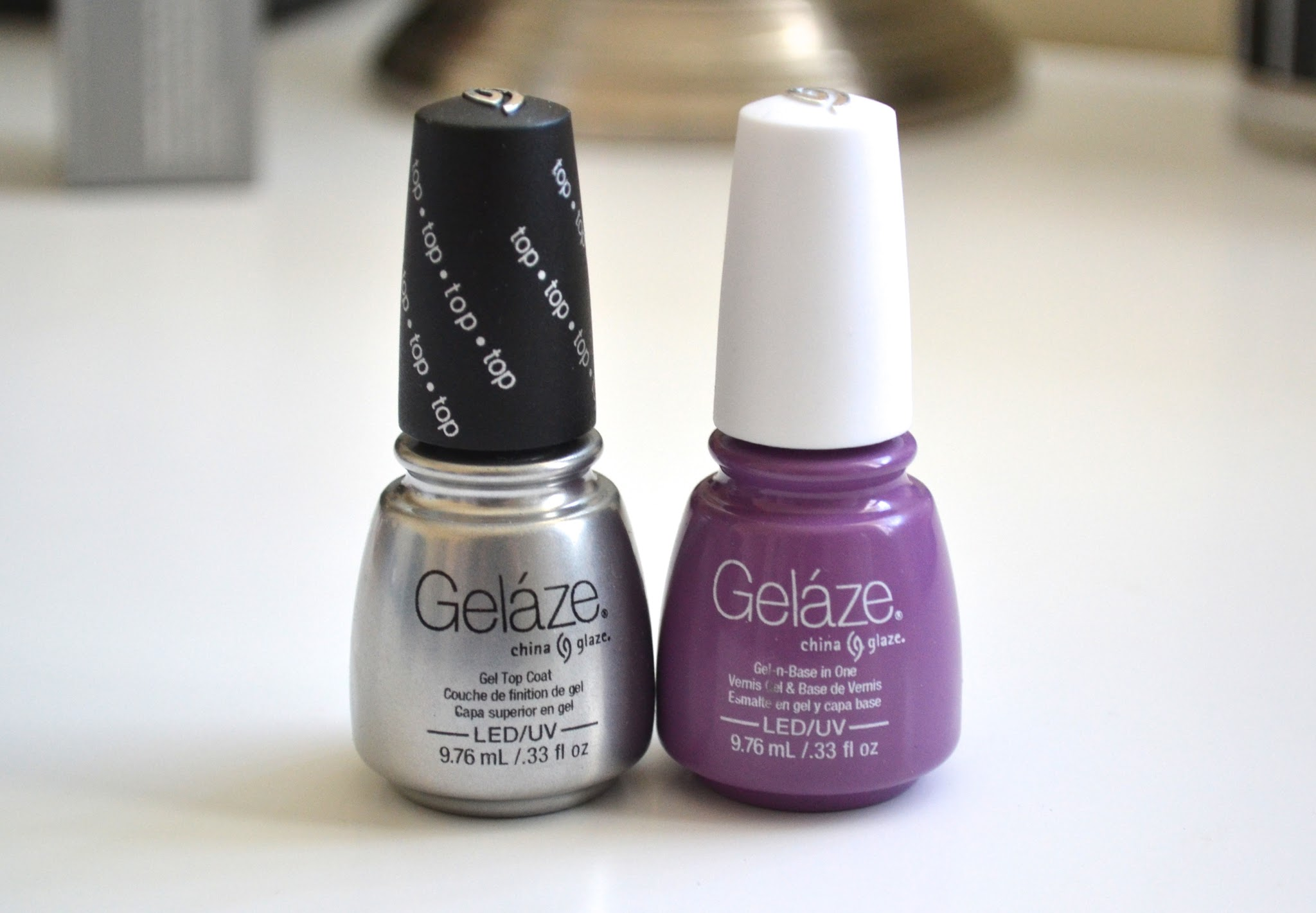 China Glaze Gel Nail Polish Review - Creative Touch