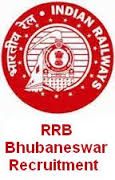 RRB Bhubaneswar Recruitment