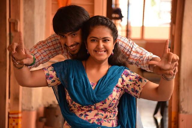 Avika Gor and Raj Tharun