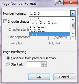 cara membuat nomor halaman di microsoft word 2