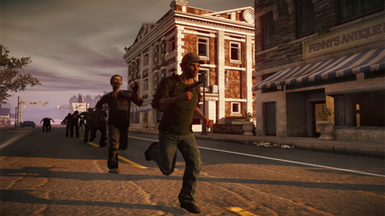 Undead Labs, Microsoft Studios, XBLA, State of Decay, Xbox Live, Xbox 360, Review, Reviews, Trailer, Screenshots, Zombies, Positive Game Reviews