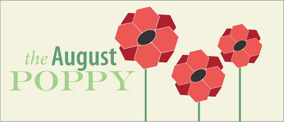 The August Poppy