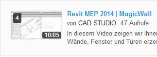 CADSTUDIO | Revit MagicWall