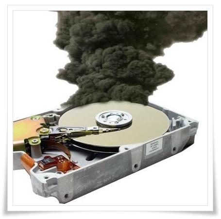 Panduan memperbaiki Hardisk Komputer dan Laptop Rusak Total
