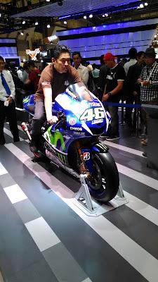 Yamaha YZR-M1 TMS2015