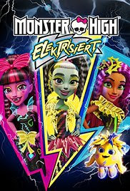 Monster High: Electrified (2017) BRRip