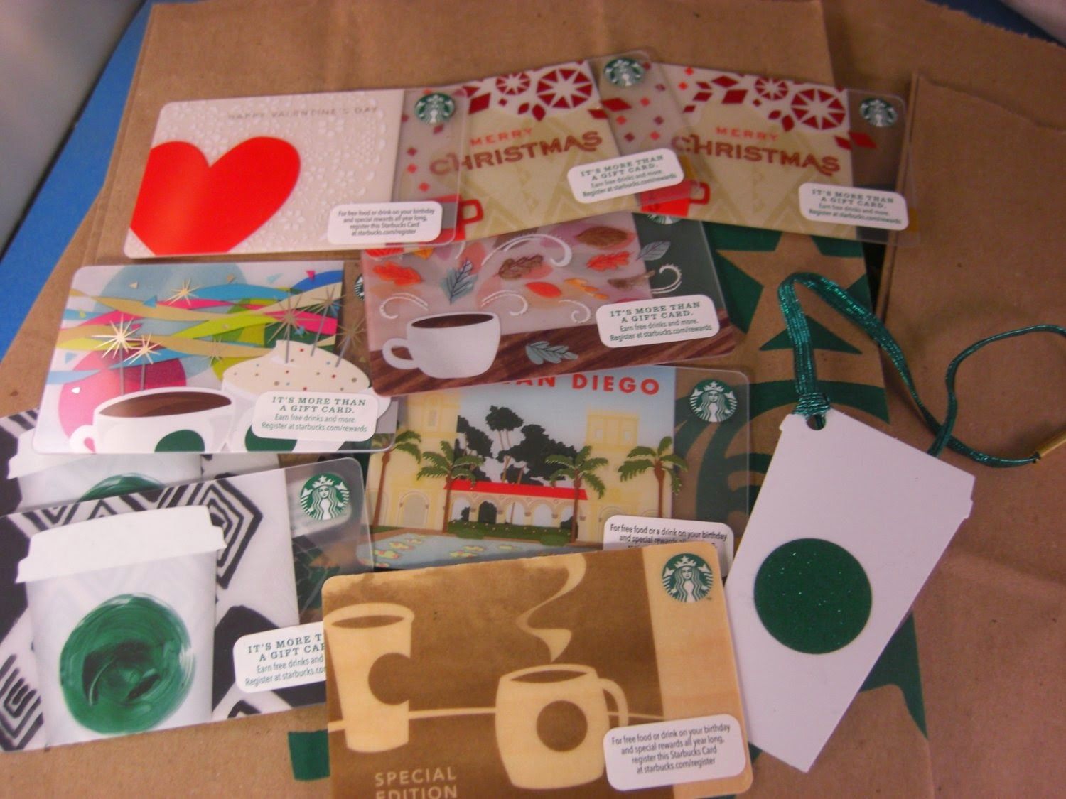 http://bargaincart.ecrater.com/p/21686517/starbucks-paper-reusable-gift-bag-with?keywords=starbucks