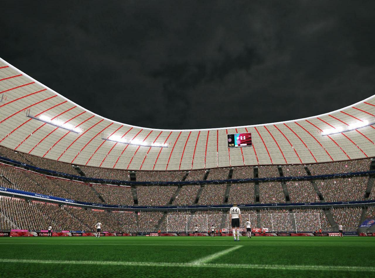 Allianz Arena by Alegor & Jenkey