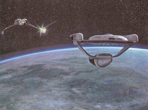 """Klingon,Kruge,Genesis,""""Star Trek"""",Grisolm"""