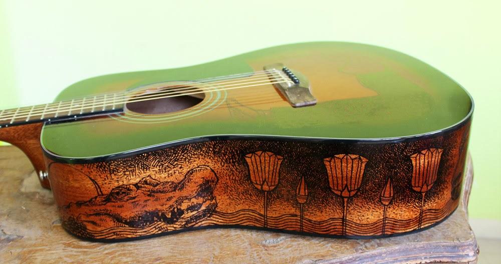 guitar sharpie gavin worth s blog