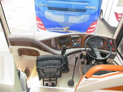 Dashboard Rosalia Indah Evonext GT