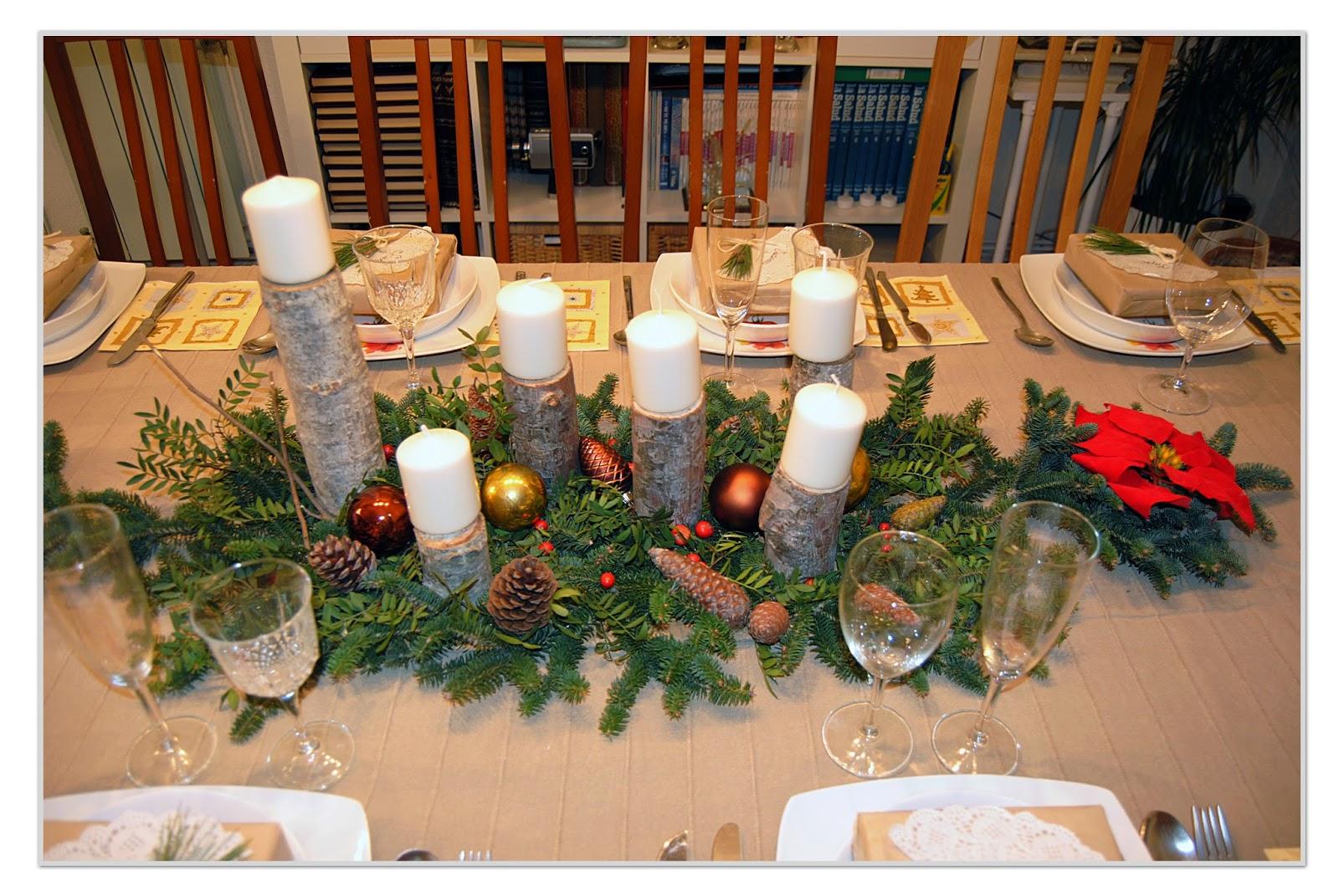 Las manualidades de sharon centro de mesa navide o for Centro de mesa navideno manualidades