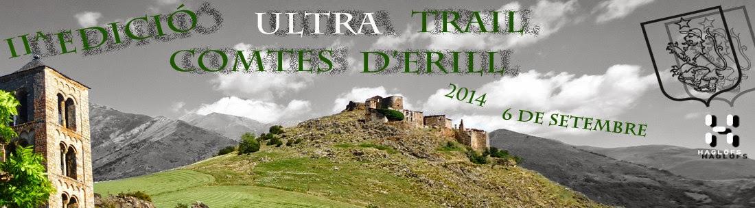 Ultra Trail Comtes d'Erill