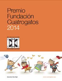 Folleto Premio Fundación Cuatrogatos 2014