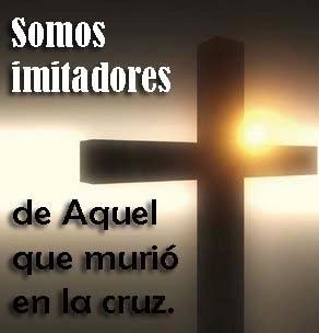 Imitemos a Cristo