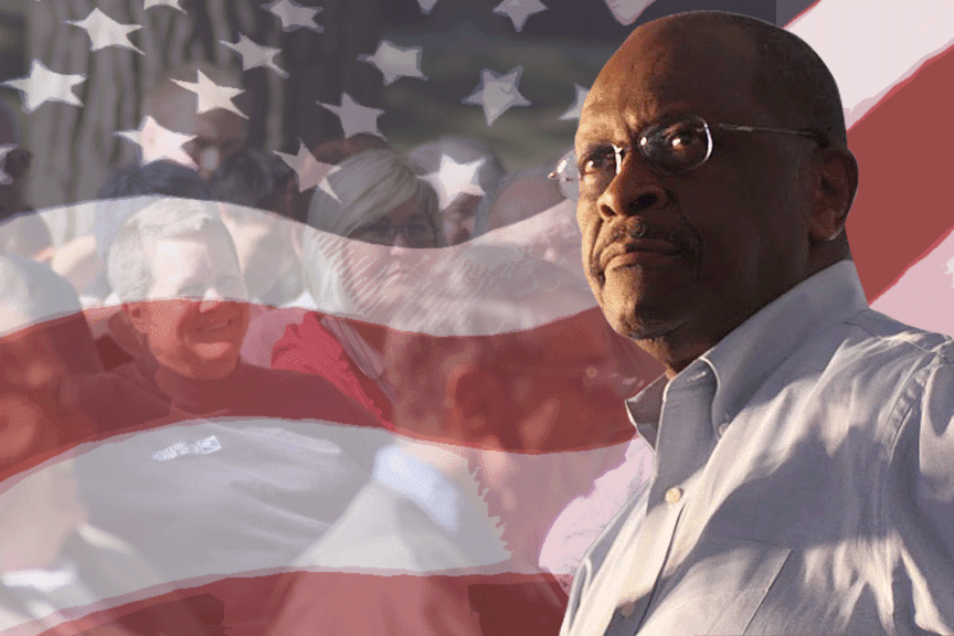 HERMAN CAIN HATES READING 