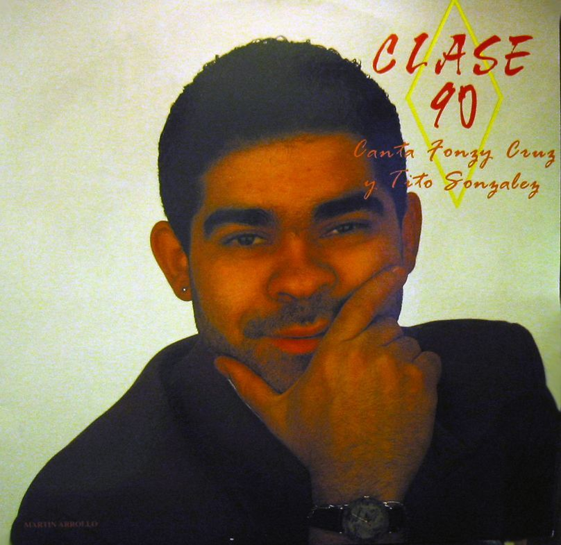 Chucho Nuncira Y Su Orquesta - La Fuerza Mayor - Flor A De Piel